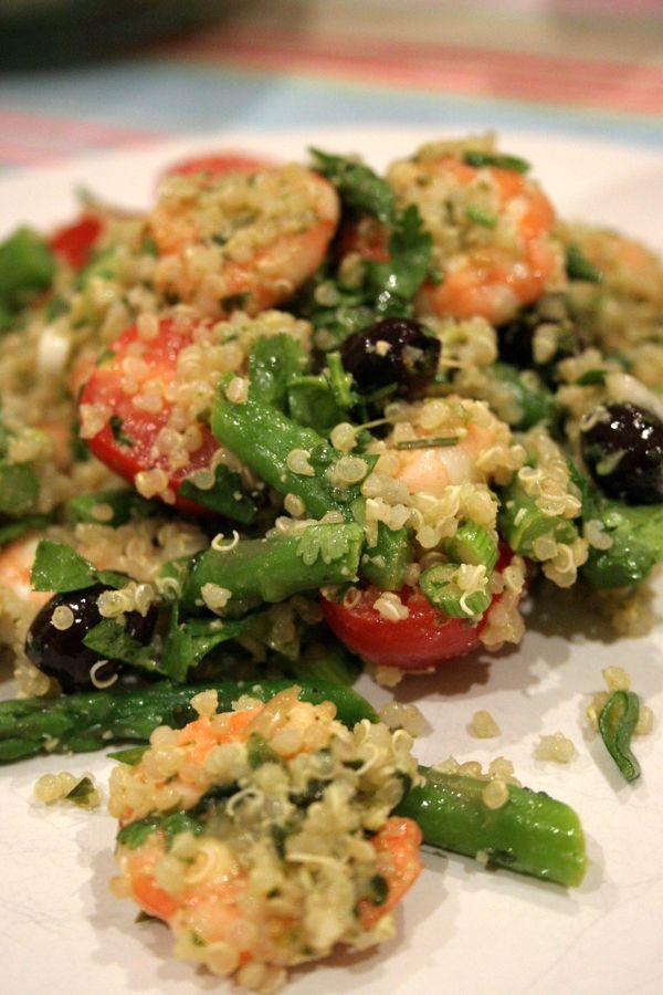 Asparagus Soup With Crab Crostini Recipe — Dishmaps