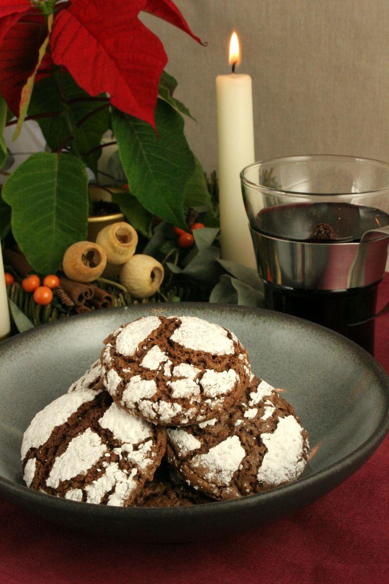 Browniechristmascookies