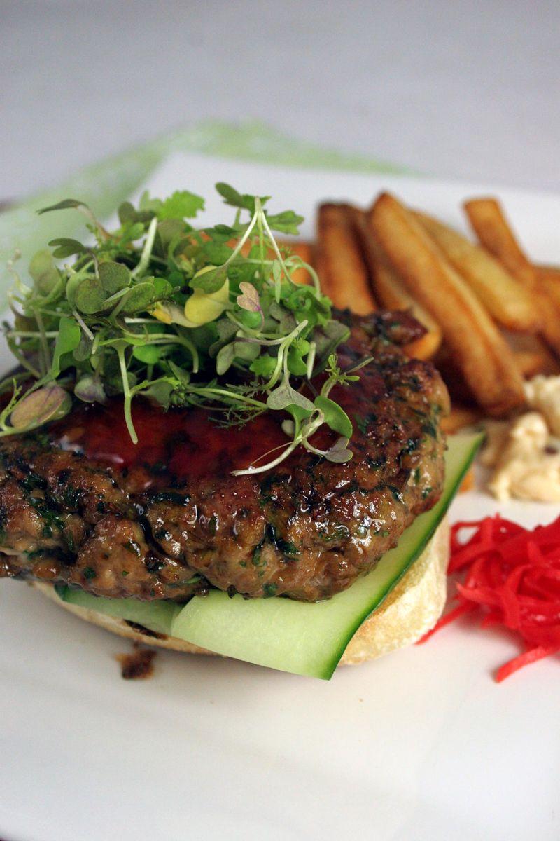 Tunateriyakiburger