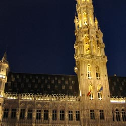 Gourmet City Guide Brussels