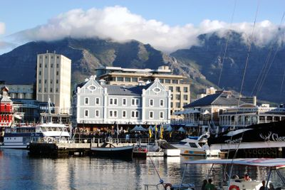 Gourmet City Guide Cape Town