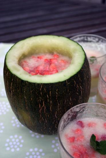 Strawberrymelonbowle