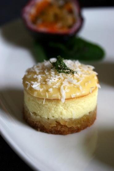 Cocopassioncheesecake