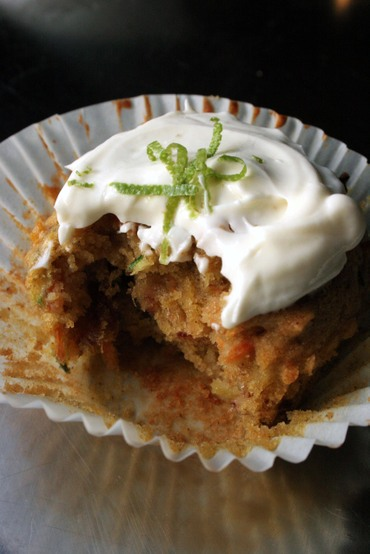 Carrotcourgettemuffin