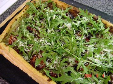 artichoketomatopizza