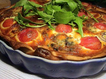 How long to cook quiche