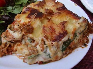 Vegetable_lasagne