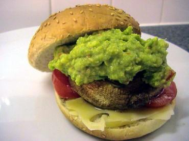 Vegetarianburger