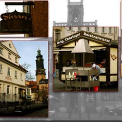 Gourmet City Guide Weimar
