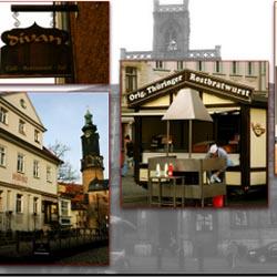 Gourmet City Guide Weimar