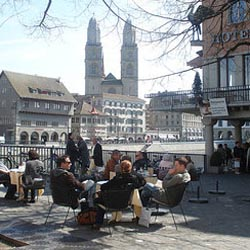 Gourmet City Guide Zurich